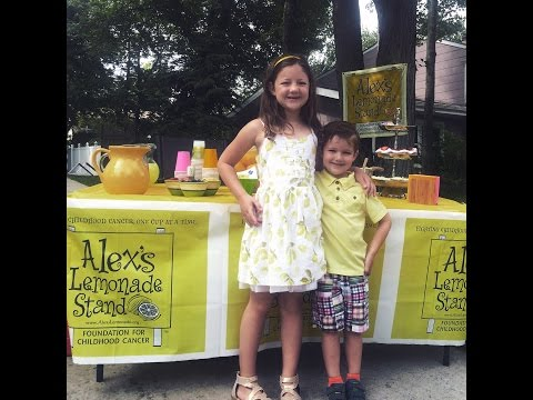 What Can a Simple Lemonade Stand Do?
