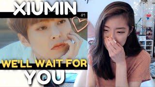 EXO XIUMIN - YOU (이유) MV + XIUWEET Time Performance + English Lyrics REACTION