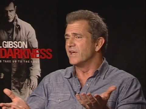 Mel Gibson Interview (Edge of Darkness) - YouTube