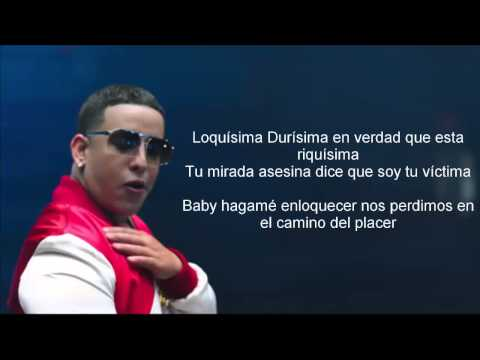 Daddy Yankee - Sígueme y te Sigo (Letra) 2015