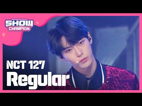 Show Champion EP.289 NCT127  - Regular