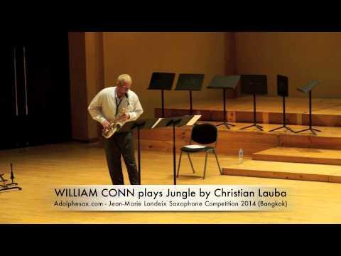 WILLIAM CONN plays Jungle by Christian Lauba