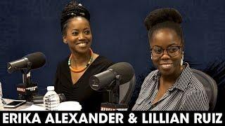 Erika Alexander And Lillian Ruiz Discuss The Importance Of Diverse Media, 'The Blackness' + More