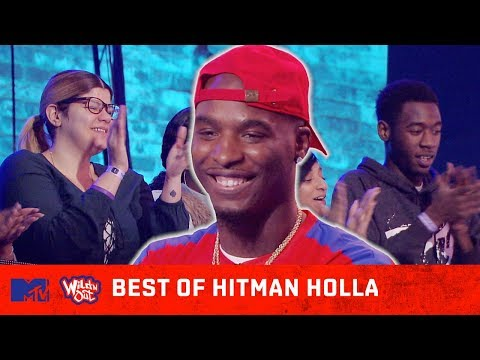 Hitman Holla's BEST Bars & Top Moments 🙌 | Wild 'N Out | MTV