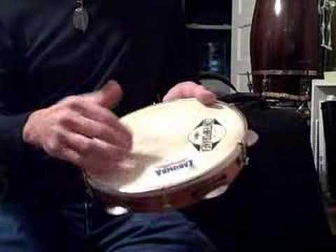 Samba for pandeiro