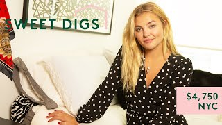 This Victoria's Secret Model's NYC Apartment Tour | Sweet Digs | Refinery29