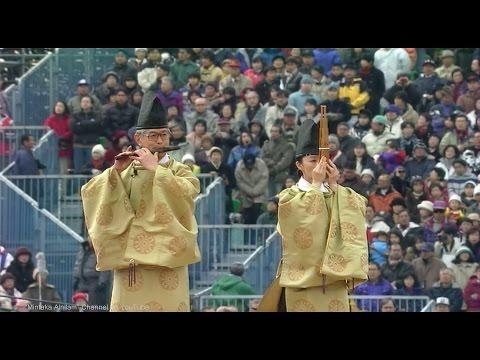 [HD] 日本国国歌 君が代 長野五輪開会式 National Anthem of Japan, 1998 Nagano 芝祐靖 宮田まゆみ