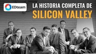 ¿Por qué la tecnología se crea en Silicon Valley?