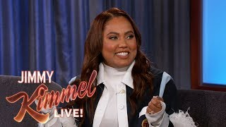 Ayesha Curry on First Date with Steph Curry & New Show