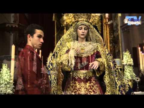 Besamanos Virgen de la Concepción del Silencio