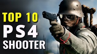 Top 10 Best PS4 Military Shooter Games