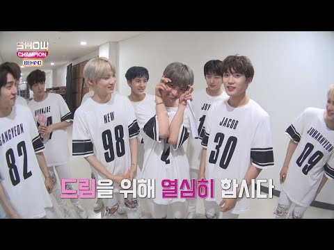 [Showchampion behind EP.93] They are so cute!