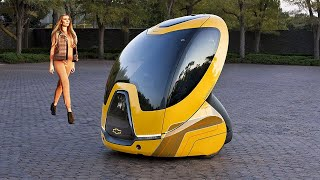 8 Most Unusual Vehicles | and Future Transportation System !