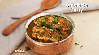 Omelette Curry | Ventuno Home Cooking