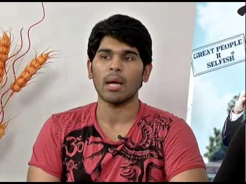 Kotha-Janta-Movie----Allu-Sirish--amp--Regina-Interview