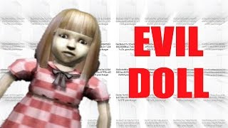 GIRL DOLL DRESSED: CORRUPT FILE IN THE SIMS 3