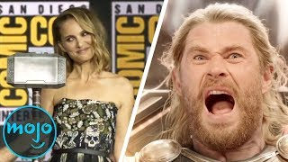 Top 10 Things We Know About MCU's Phase 4