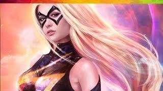 #020: Captain Marvel - Siêu Anh Hùng Mạnh Nhất Vũ Trụ Marvel!