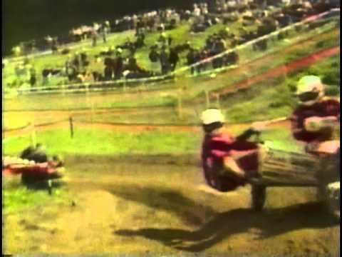 Sidecarcross Legends - GP Wohlen 1983