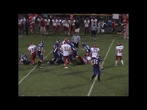 Ticonderoga - Moriah Football 9-24-10