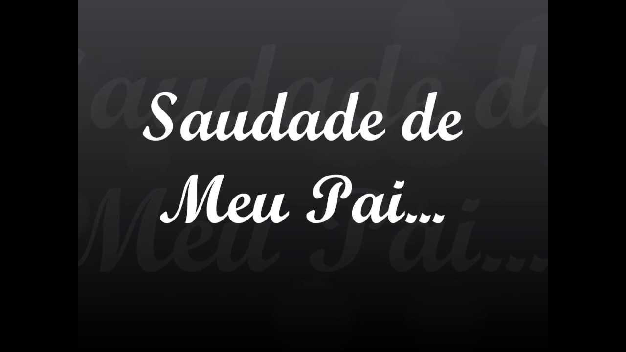 Imagem De Saudades