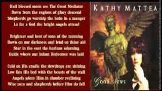 Kathy Mattea - Brightest And Best ( + lyrics 1993)