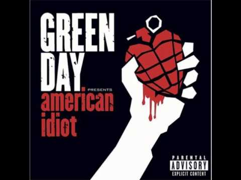 Green Day - Give Me Novacaine