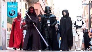 Desfile de Star Wars en Gandia - Saga Skywalker