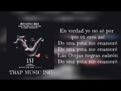 Asi Remix (Letra) Jon z X Ele A El Dominio X Casper X Brray X Joyce X Eladio Carrion X Nio Garcia