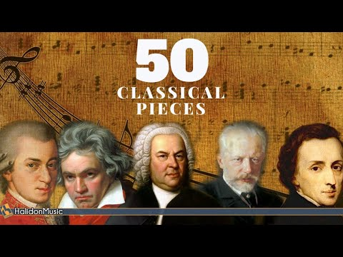 50 Most Famous Pieces of Classical Music