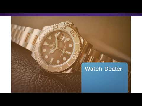 Best Watch Dealer At Midwest Diamond Buyers in Chicago, IL