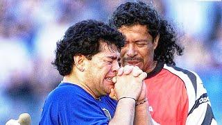 Diego Maradona & Rene Higuita