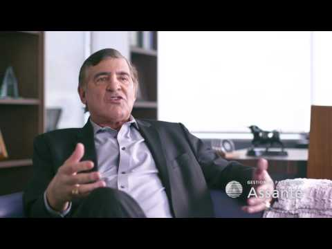 Assante   Entrevue avec Serge Savard   Question 5