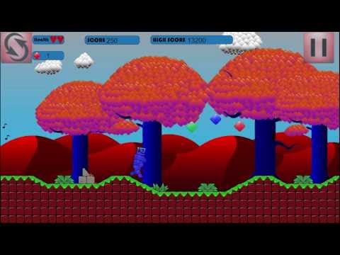 Roots Cubedonian Run Official Gameplay Trailer