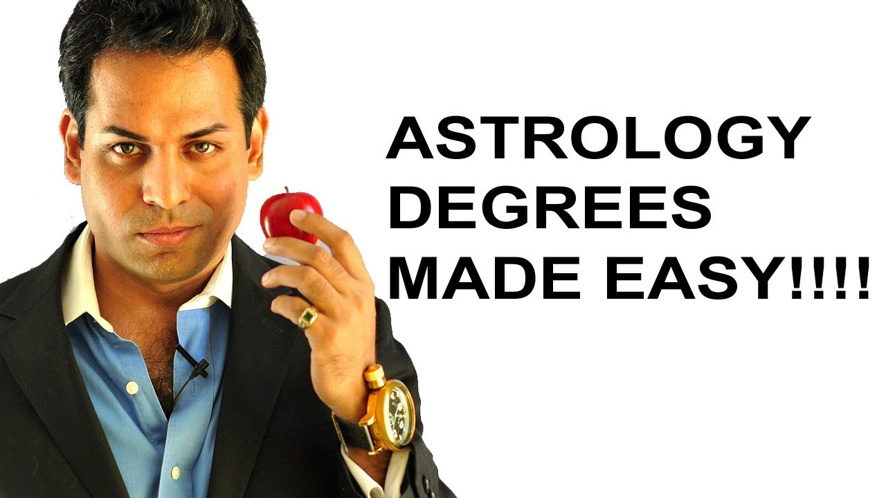 degrees of planets in astrology - photo #41