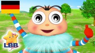 Kinderlieder | Das Spinnenlied | Little Baby Bum Junior Deutsch | Originale Lieder