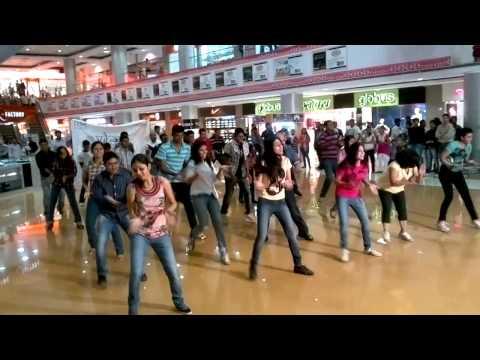 Flash Mob to create awareness about the Eye Donation Registration Camp @ IIM Raipur