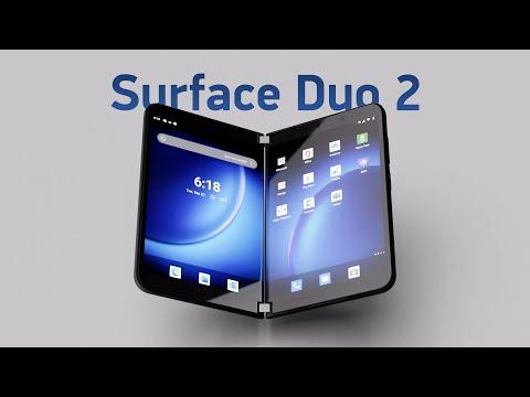 Surface Pro 8 и Duo 2 — презентация за 16 минут