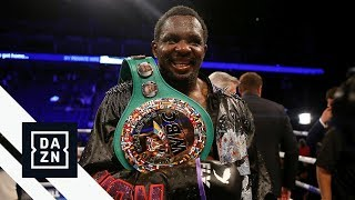 Dillian Whyte Reacts To Becoming Deontay Wilder's Mandatory