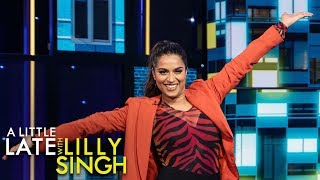 Lilly Singh Dances to Hate Comments