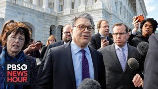 Why former Sen. Al Franken says he regrets his resignation
