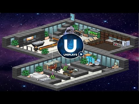 Habbo Retro - How To Build An Office - Exterior | VideoMoviles.com