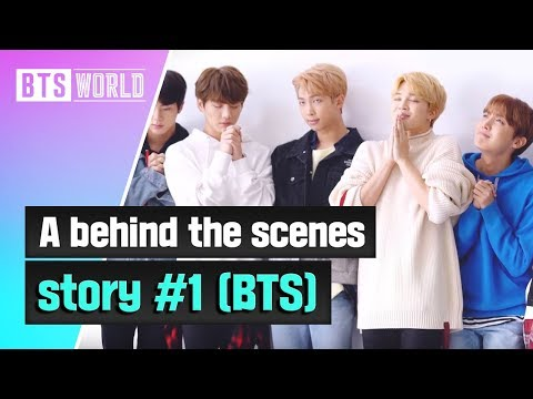 [BTS WORLD] A behind the scenes story #1 (BTS)