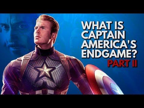 What is Captain America's Endgame? | Video Essay