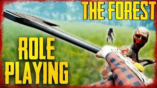 Role Playing in The Forest 2018 v1.08