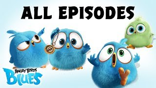 Angry Birds Blues | All Episodes Mashup - Special Compilation