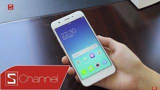 Schannel - Mở hộp Oppo A39/Neo 9s đầu tiên tại Việt Nam: Phiên bản nâng cấp của điện thoại Sơn Tùng