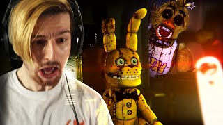 FNAF GAMES IN 2021 ARE TERRIFYING. (2 FNAF GAMES + Security Breach)