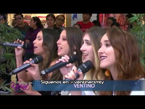 Ventino cantando Que hubiera sido  Perú