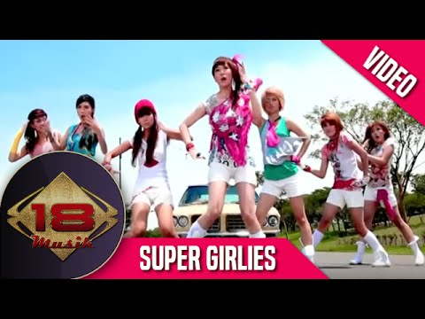 Super Girlies - Aw Aw Aw (Official Music Video)